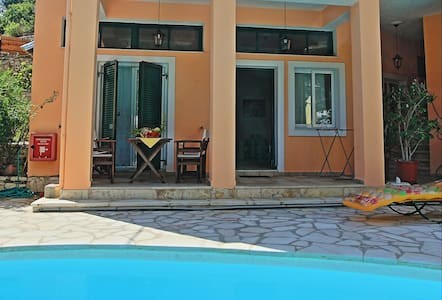 Dora: 50m from the beach and pool - Apartemen