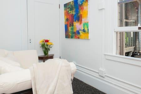 Guest Room - Javier Azul