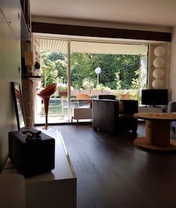 Grand studio de 36m² dans résidence calme - Versailles - Condominium