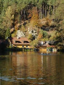 Ruhige Mühle zum Natur Genießen - Ház