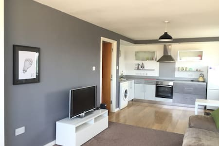 Apartment with Amazing Views & gym - Liverpool - Lägenhet