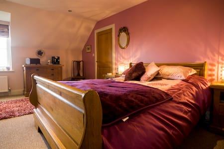 Moss Hall Farm B and B - Northumberland - Bed & Breakfast