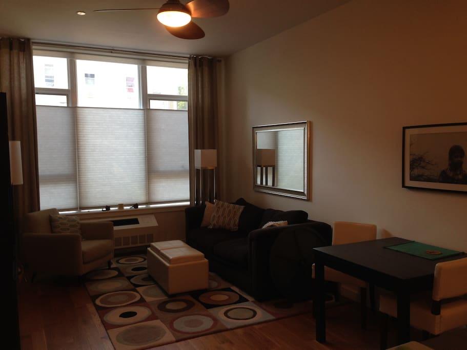 Room in Warm, Modern Apt Park Slope