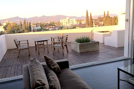 Nicosia A Terrace With A View  - 公寓