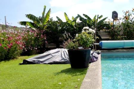 Villa avec piscine pr. La Rochelle  - La Jarrie