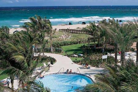 Beachfront Tropical Paradise - I - Lakás