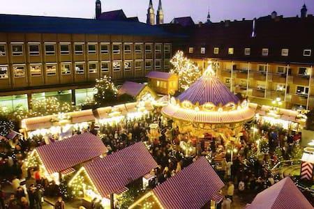 Nürnberg-Zentrum-Innenstadt-Messe - Nürnberg - Apartment