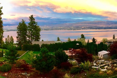Romantic Getaway in Paradise - West Kelowna