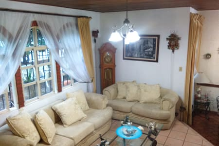 Beautiful private room near to San Jose town - Montealegre - House