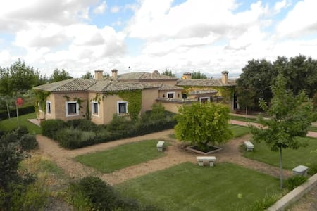 Country House with 90hc near Madrid - La Torre de Esteban Hambrán - Casa