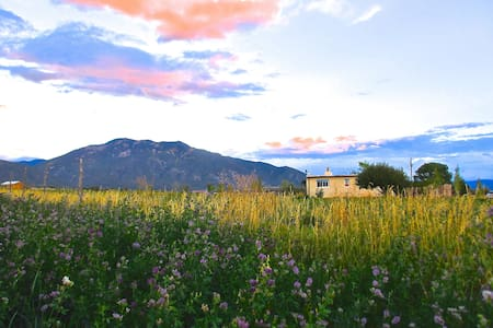 Terra Dolce- Minutes from Taos Ski Valley - Haus