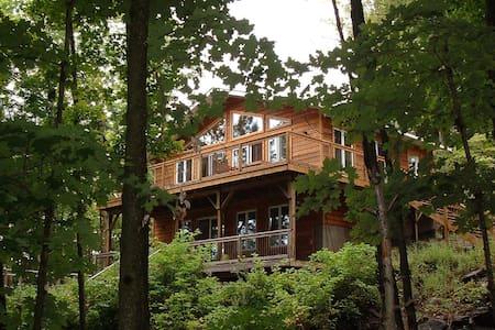 Haliburton Forest Retreat - Kisház