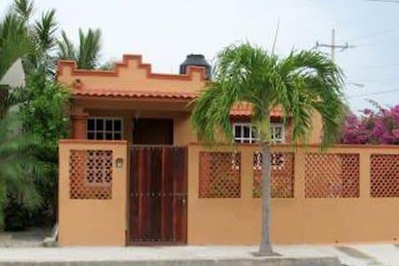 Casa Buena Fortuna- Xcacel Beach - Chemuyil - House