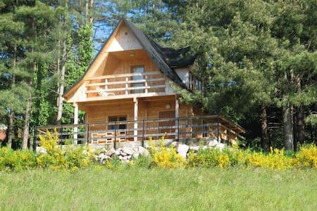 Gîtes ruraux en Bourgogne du sud - Chatka w górach