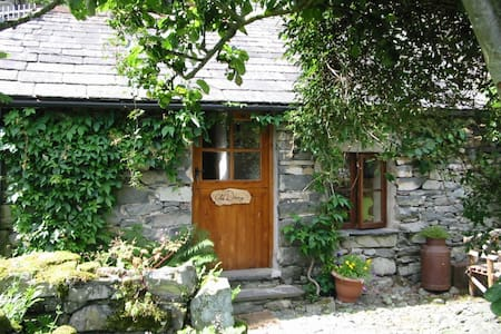 Old Dairy Cottage, Torver, Coniston - Coniston - Casa