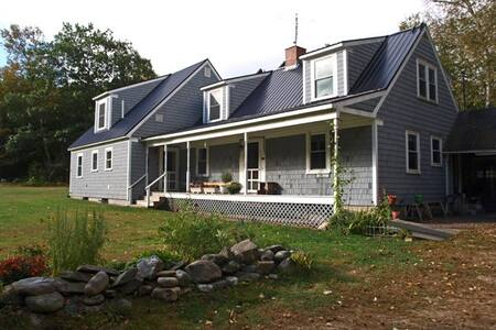 Birch Hill House of Shelburne, NH - Lakás