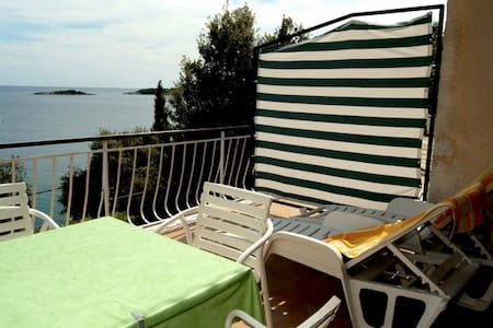 A4 Sea View Apartment with Pool - Apartment