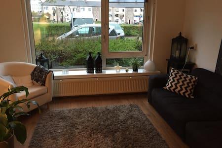 Cosy home with garden near Utrecht - Wohnung
