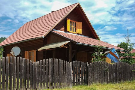 Cabin in Praid - fully equipped - Praid