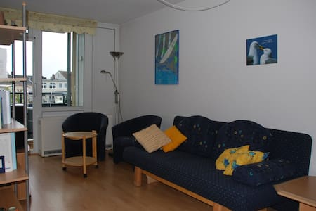 Schöne Ferienwohnung in Strandnähe - Laboe - Apartment
