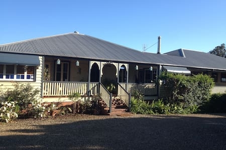 Gridley Homestead BnB - Eumundi - Bed & Breakfast