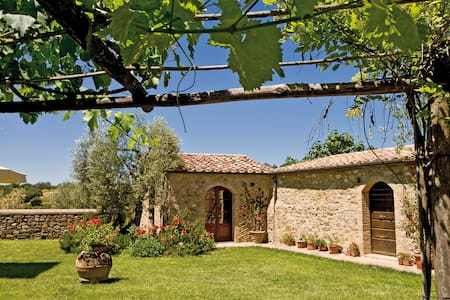 MONTALCINO  Casale in pietra - Other