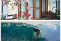 Picture of STAY/SURF/Freedive/EAT@Rama Garden Retreat