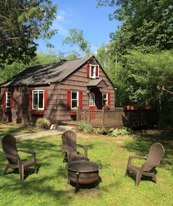 Chenango Lake guest house - South New Berlin - Casa