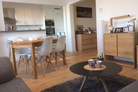 Modern one bedroom apartment nearby Antwerp City - Leilighet