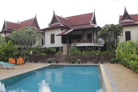 2 bed Thai style with western ktchn - Kammala