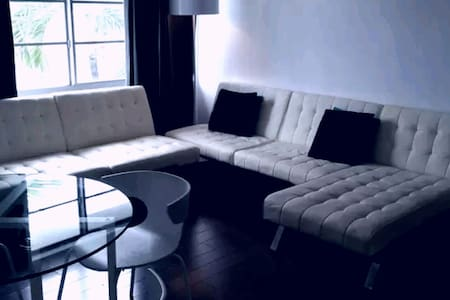 fall into the ocean from the bed - Miami Beach - Appartement