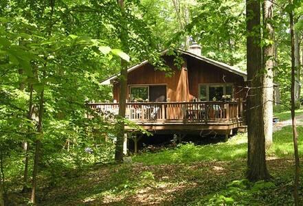 Whitman Woods - A Berkshire Vacation - Rumah