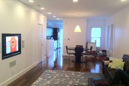 Spacious 4 bedroom house, New York