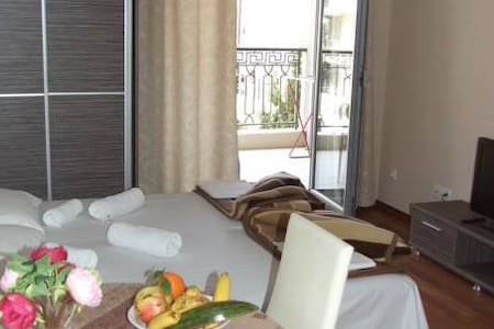 Apartments Oaza 2-Studio 1/2+1 nr.2 - Petrovac