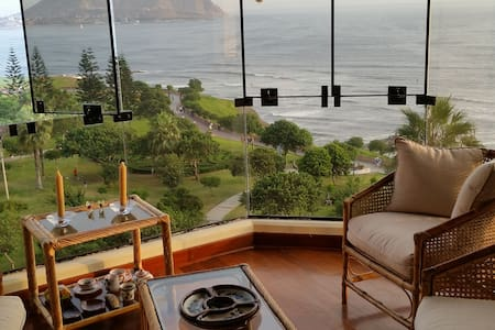 Miraflores, spectacular ocean view - Lakás