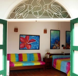 Private Cabana for 2, pool, beach