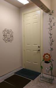 Habitacion luminosa y comoda con bano completo - Richmond - Apartamento