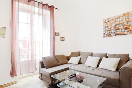 Bel appartement au centre de Nice.