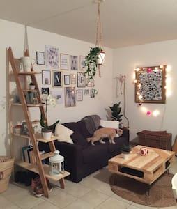 Appartement cosy - centre d'Alès - Alès - Wohnung