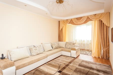 Cute 3BR + AC in centre of Bishkek!