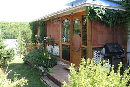 Maison à louer - Saint-Anaclet-de-Lessard - House