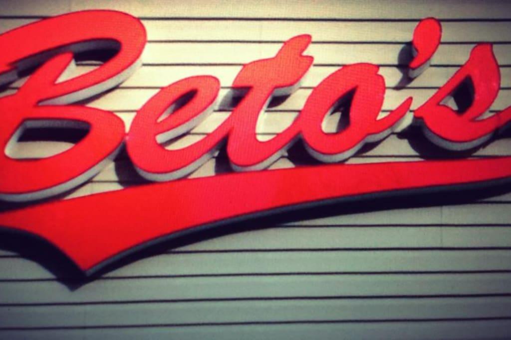 beto's logo