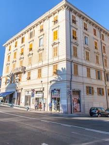 Elegante appartamento in centro - Wohnung