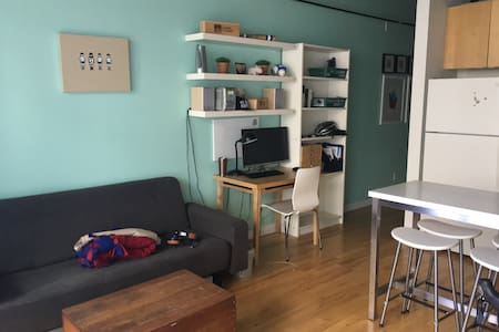1 Bedroom Loft in King West/Downtown Area - Lyxvåning