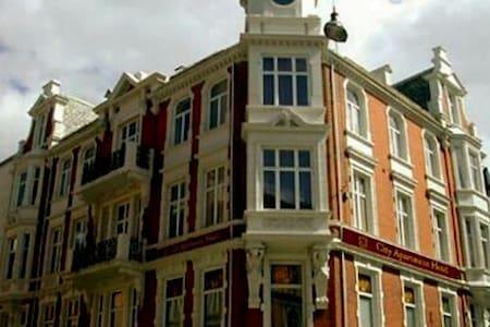 CITYROOMS BERGEN - Appartamento