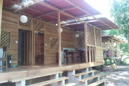 HOUSES IN THE CARIBBEAN PARADISE - Playa Chiquita, Puerto Viejo (Talamanca), Cahuita  - Huis