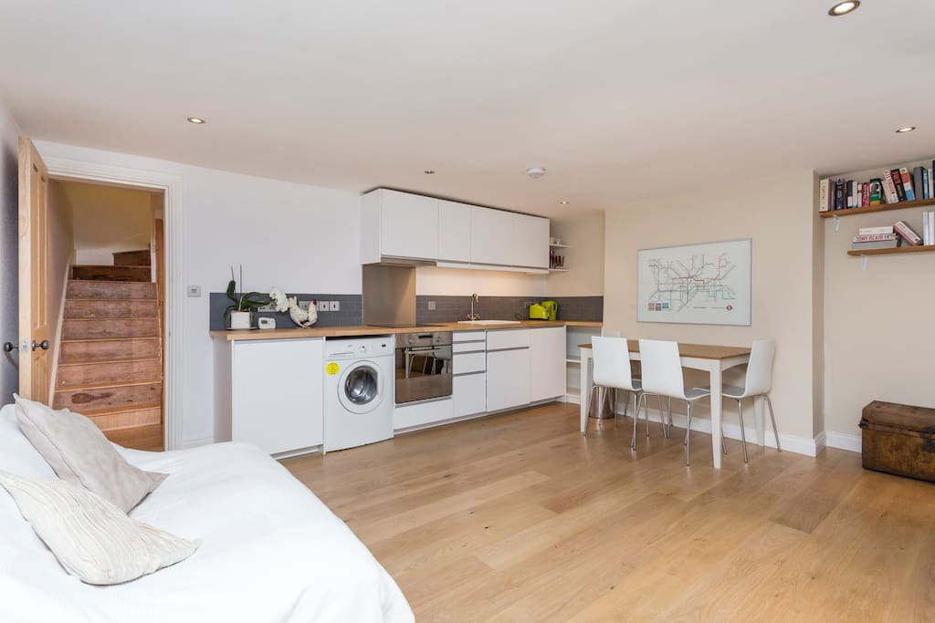 1 bedroom flat in Central London