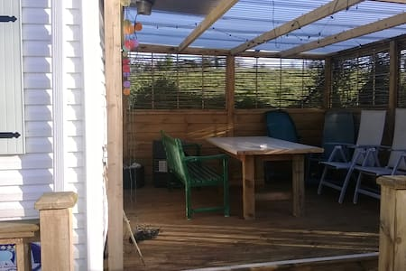 Mobile Home with decking - Other