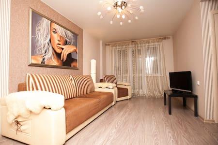 Апартаменты Делюкс Ленина 39 - Kemerovo - Apartment