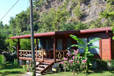 Holiday house Sabine, romantic. - Kemer - House